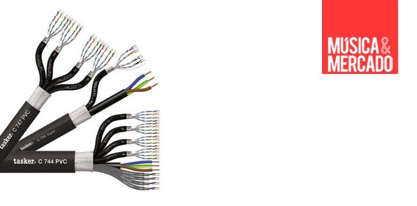 Komby con CAT.7 es la nueva oferta de cables de Tasker
