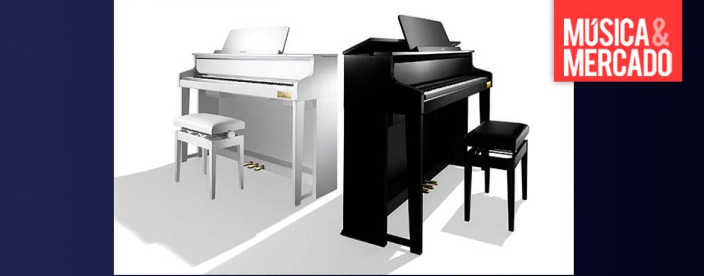 Novedades en pianos y teclados de Casio