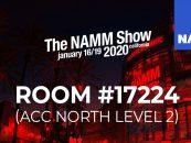 NAMM 2020: DAS hará fiesta de aniversario en la feria