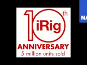 NAMM 2020: El aniversario de iRig de IK Multimedia
