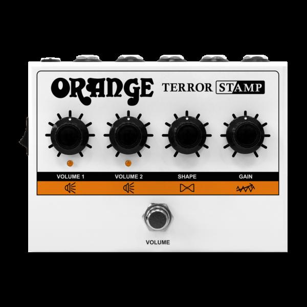 orange Terror Stamp x x