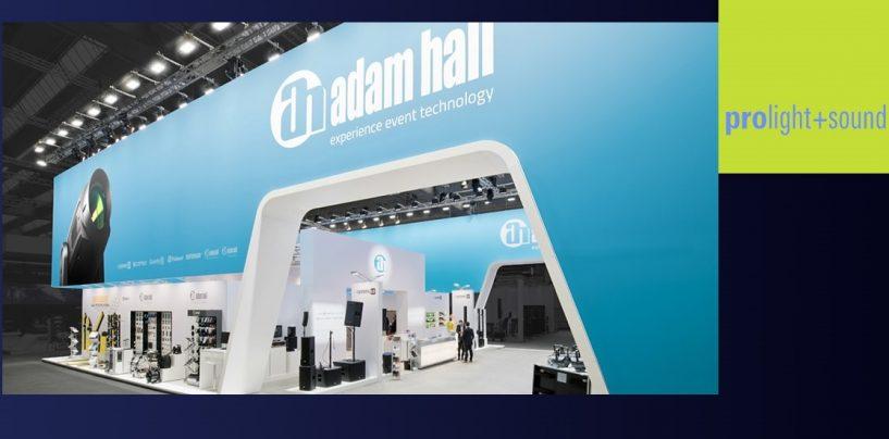 Prolight + Sound 2020: Adam Hall cancela su participación en el show