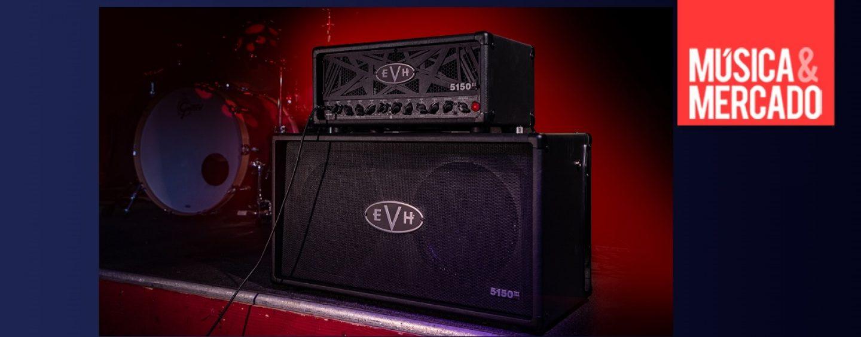 EVH anuncia el nuevo head 50S 6L6 y el altavoz 50S 212ST