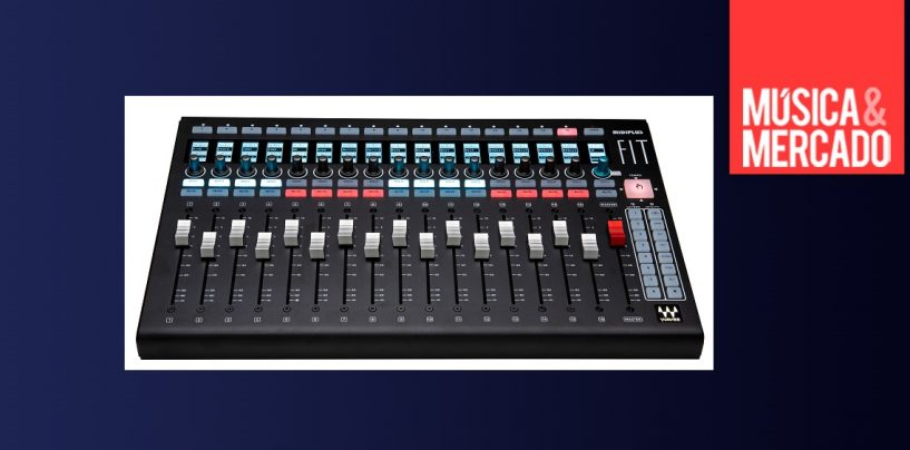 FIT Controller para la eMotion LV1 Live Mixer es la nueva oferta de Waves