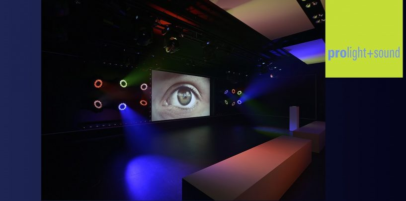 "Prolight + Sound 2020: Osram World of Light en Munich se lleva el ""Sinus – Premio a la integración de sistemas"""