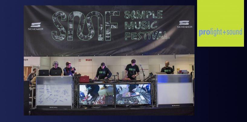 Prolight + Sound 2020: ProDJ SMF es la nueva área creada por Sample Music Festival