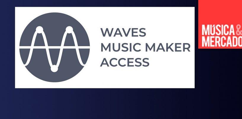 Music Maker Access es el nuevo plan de suscripción de Waves