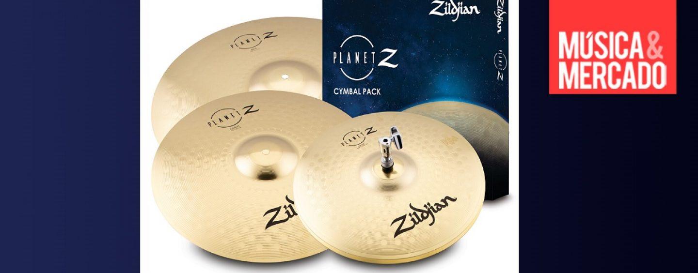 Los platillos Planet Z de Zildjian se reinventan
