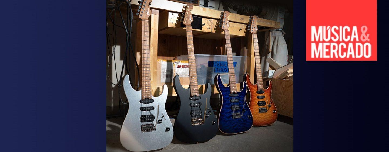 Charvel suma nuevos modelos de guitarra USA Select DK24 2PT