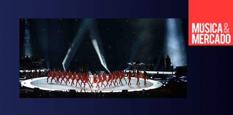 Luminarias Perseo de Ayrton brillaron en el Super Bowl