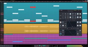 Waveform Free EDM Template