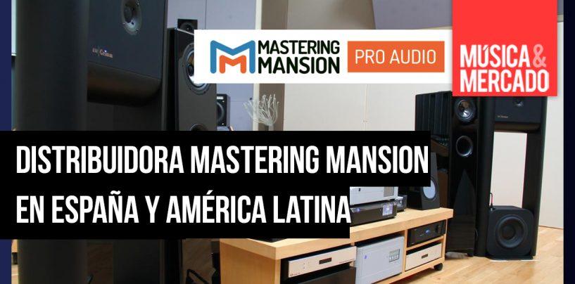 Mastering Mansion lleva marcas a España y América Latina