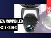PR Lighting lanza Aqua LED 1700 Framing