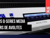Avolites lanza Q-Series Media Servers