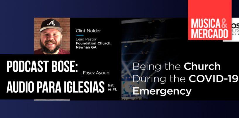 Podcast de Bose: cómo usar tecnología en templos religiosos