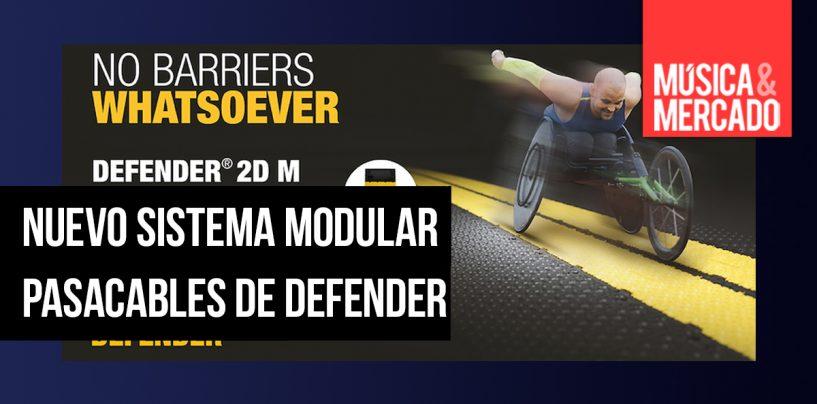Defender lanza sistema modular MIDI 5 2D