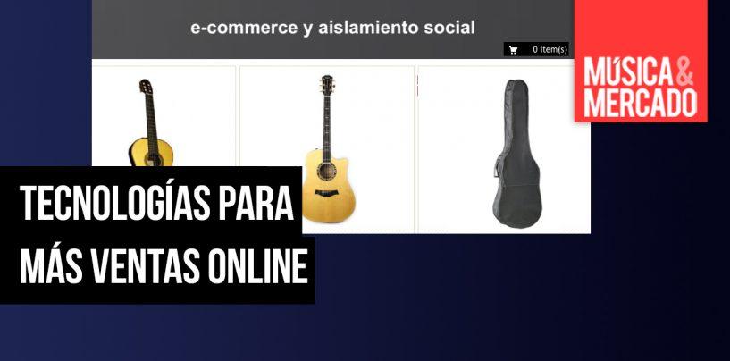 E-commerce y aislamiento social: cómo la tecnología puede aportar más resultados a las compras online