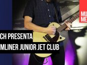 Gretsch presenta línea Streamliner Junior Jet Club