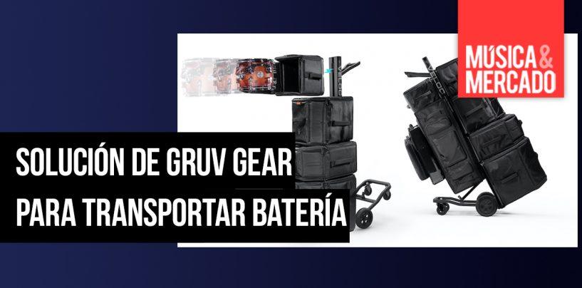 Gruv Gear lanza Veloc para transportar batería