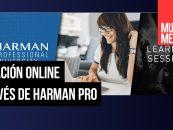 Programa de educación online de Harman Pro