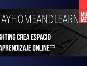 Aprendizaje online con MA Lighting