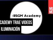 SGM Academy contiene videos para aprender sobre iluminación