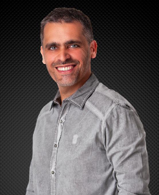 """Mauricio """"Odery"""" Cunha, CEO"""