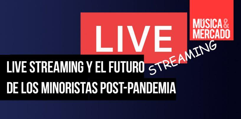 5 preguntas: Live streaming y el futuro del comercio minorista post-pandemia