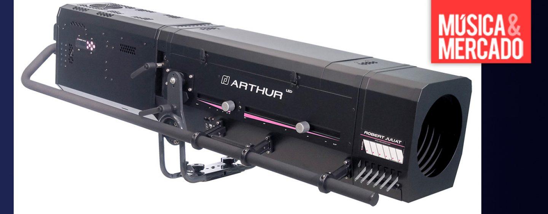 Followspot LED Arthur de 800 W es la novedad de Robert Juliat