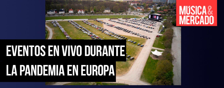 Eventos en vivo: ¿podremos adoptar el modelo europeo?