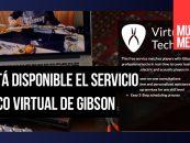 Gibson pone a disposición servicio técnico virtual
