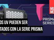Magmatic lanza línea Prisma para iluminación en exteriores