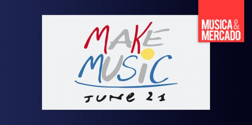 Make Music Day será online en 2020