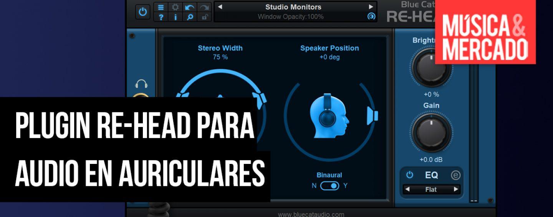 Plugin Re-Head promete asistir con la audición a través de auriculares