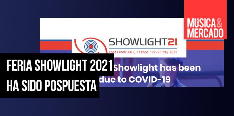 Evento Showlight 2021 fue pospuesto hasta próximo aviso