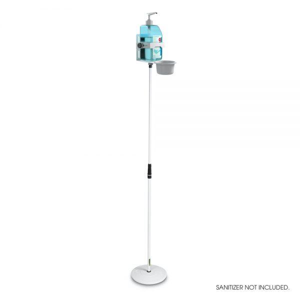 Soporte para desinfectante universal GMS23DIS01B (W) de Gravity