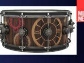 Lanzamiento de Timekeeper Snare Drum de DW con 351 piezas