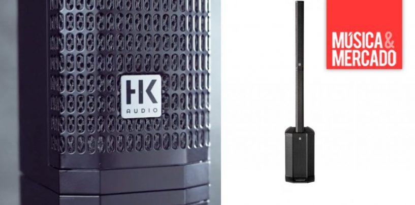 Polar 10 es el sistema de columna de HK Audio