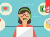 4 estrategias para vencer los desafíos en la atención al cliente