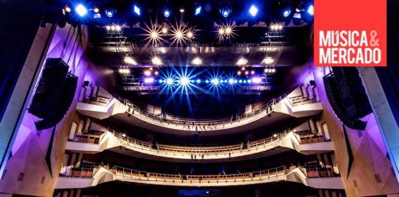 Equipos Bose en el Querétaro Teatro Metropolitano