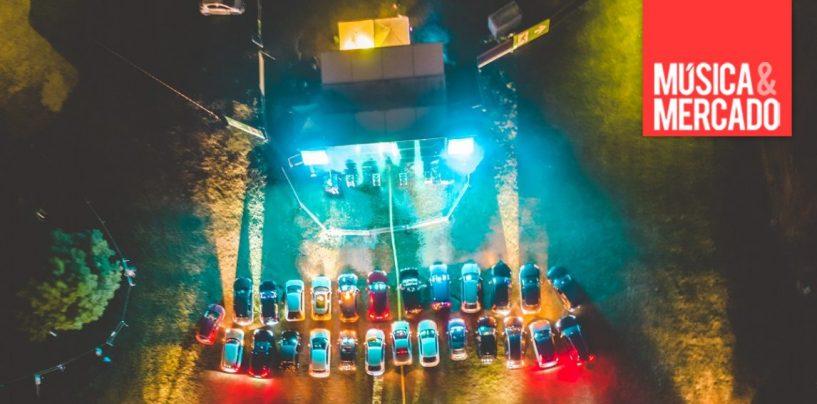 Elation y ADJ participan de conciertos drive-in en Alemania