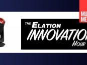Profile Artiste Mondrian de Elation será presentado online (17/06)