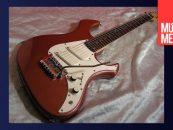 Guitarras que no tuvieron éxito: Fender Performer