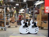 Gibson lanza Les Paul hecha en EEUU por USD 999