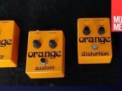 Orange Amps busca pedales de efectos raros de 1970