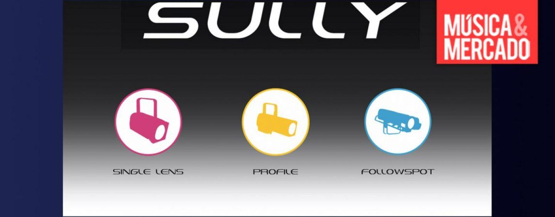 Robert Juliat presenta familia Sully de aparatos LED