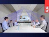 Shure presenta solución de audio completa para espacios de colaboración