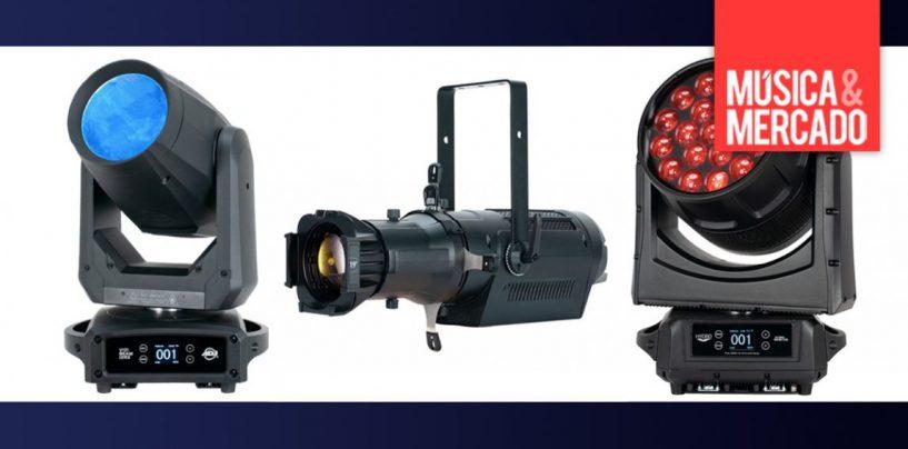 ADJ tendrá disponible tres luces nuevas a fin de julio