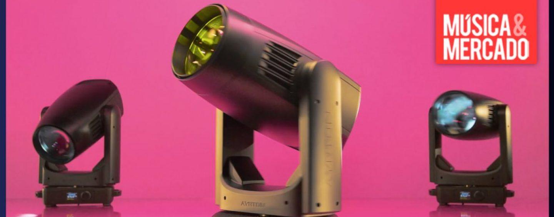 Ayrton lanza beam-spot LED Karif-LT