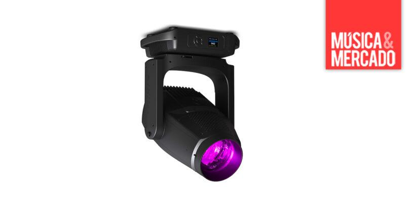 Ayrton presenta nuevo aparato de iluminación Domino